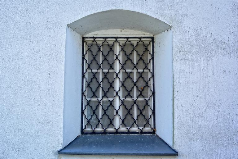 Custom metal window grid